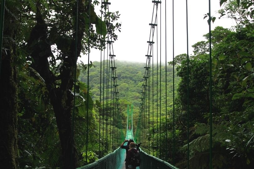 Monteverde, Highlight jeder Costa Rica Reise