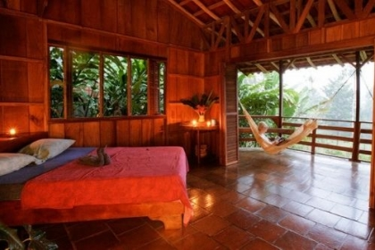 Eco Lodge Selva Bananita in Costa Rica
