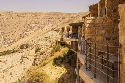 Feynan Ecolodge in Jordanien